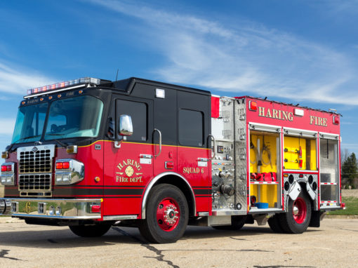 Haring Fire Department – April 2015