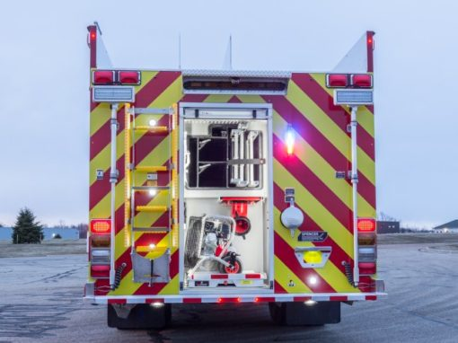 Bear Lake Township Fire Department- March 2015