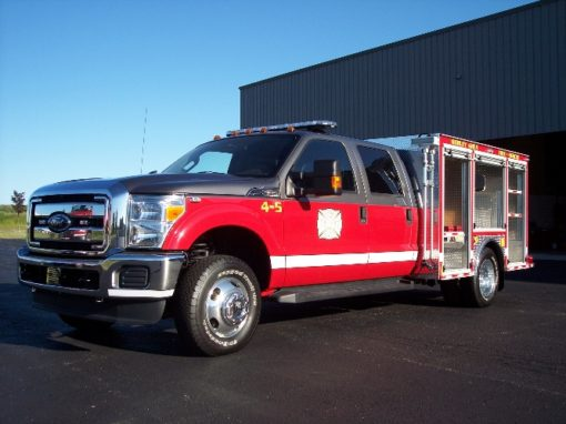 Morley Fire Department, MI