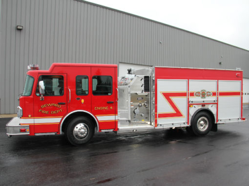 Seward Fire Department, February 2013