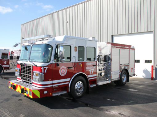 City of Pittsburgh Bureau of Fire – March 2013