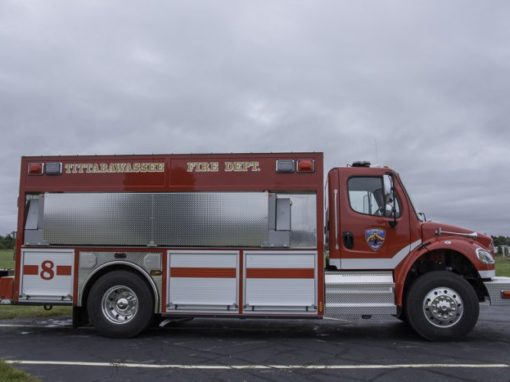Tittabawassee Fire Department Pumper/Tanker September 2013