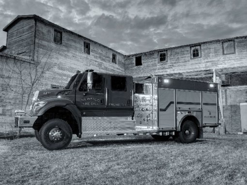 Newaygo Fire District – April 2013