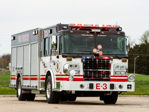 Coolspring Fire Department – April 2016