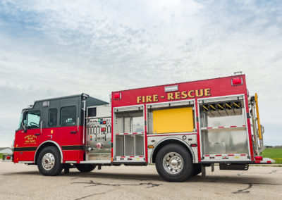 Torch Lake Fire Department, MI