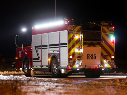 Cutlerville Fire Department – December 2015