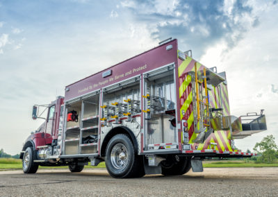 Ashland-Grant Fire District, MI