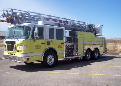 Hartford Fire Department , MI