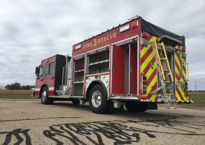 Kent City – Tyrone Township Fire Department, MI