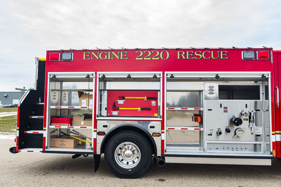 South Torch Lake Fire Amp Rescue Mi Spencer Fire Trucks & Rom Roll Up Doors. PAIR ROM CFG Shutter III Roll Up Door Track Rails ...