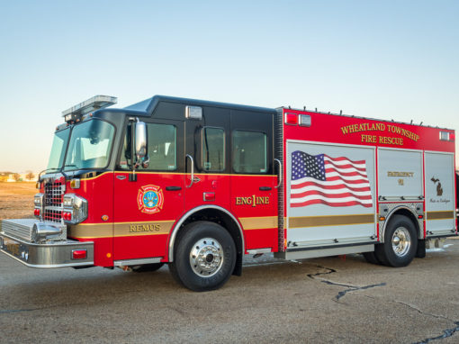 Wheatland Township Fire Rescue, MI