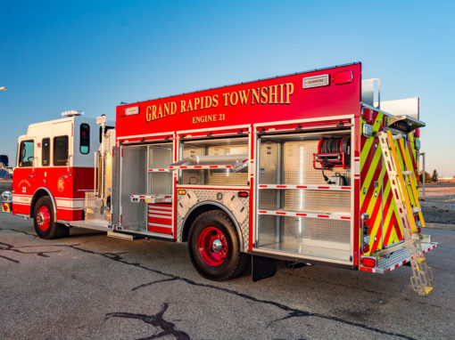 Grand Rapids Township Fire Department, MI