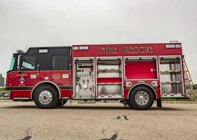 Harbor Springs Area Fire Department, MI