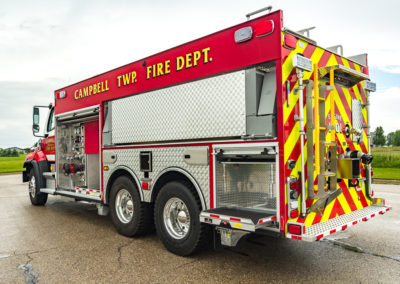 Campbell Township Fire Department, MI