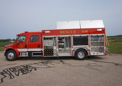 Cedar Creek Volunteer Fire Department, MI
