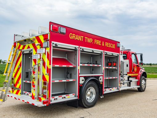 Grant Township Fire Department, MI