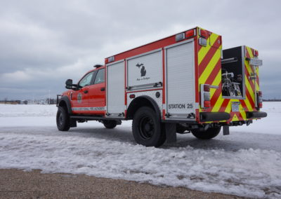 Branch Township Fire Department, MI