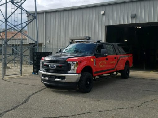 White Pigeon Fire Department, MI