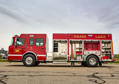 Grass Lake Charter Township Fire Department, MI