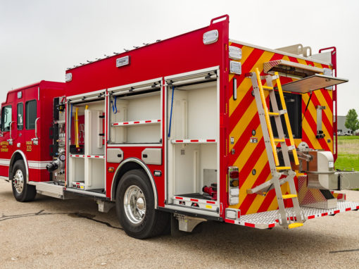 Spencer Fire Trucks | Custom Built Fire Apparatus Proudly