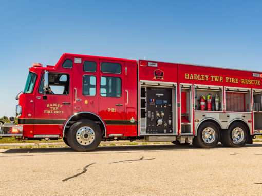 Hadley Township Fire Department, MI