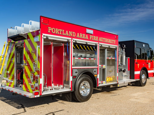 Portland Area Fire Authority, MI