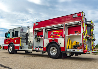 City of Hudson Fire Department, MI