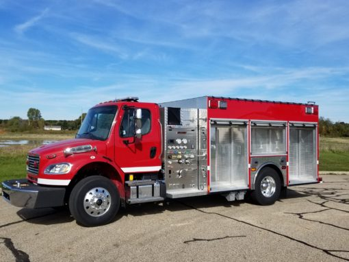Demo Pumper – Available for Immediate Delivery