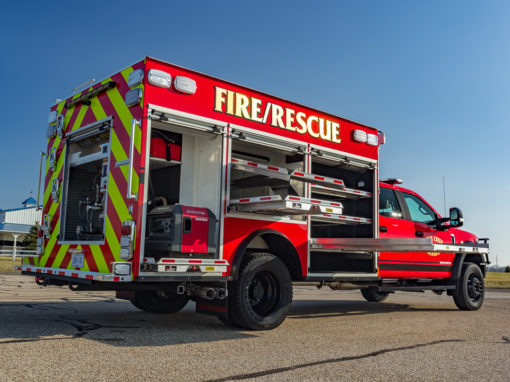 Rock Creek Township Fire/Rescue, KS