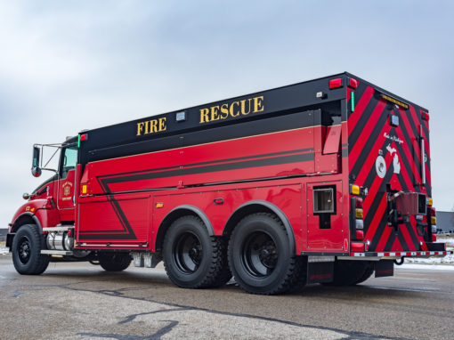 Bear Lake Township Fire Rescue, MI