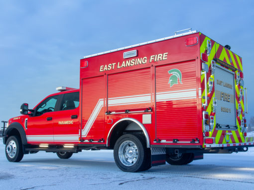 East Lansing Fire Department, MI