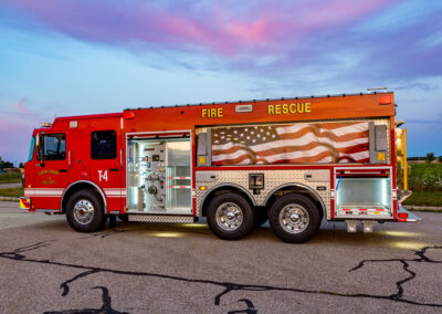 Cherry Grove Fire Department, MI