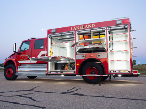 Lakeland Fire Department, MI