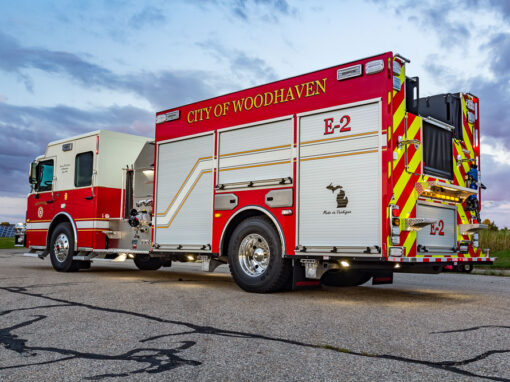 Woodhaven Fire Department, MI
