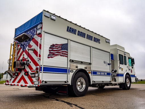 Lake Dale Fire Department, IN